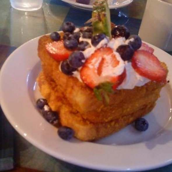 Cap'n Crunch French Toast @ Blue Moon Cafe