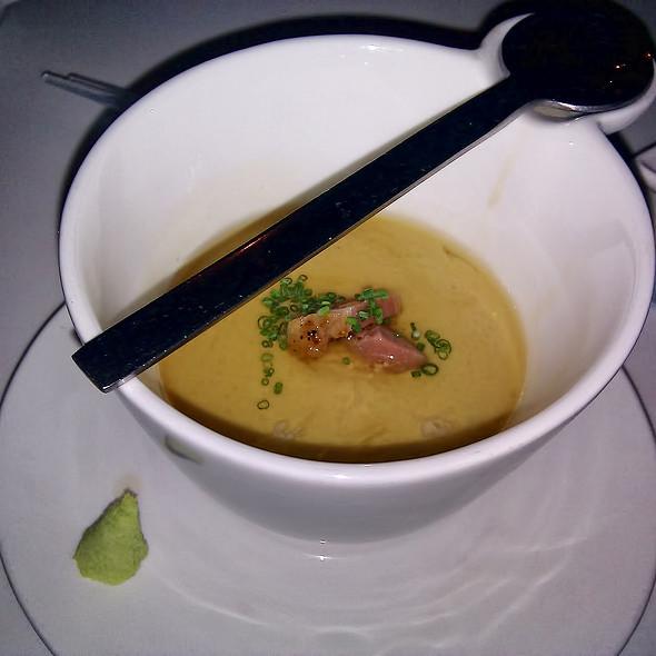 Foie Gras Chawan Mushi @ Morimoto Waikiki