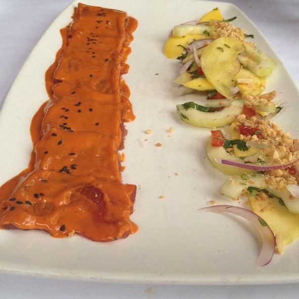 Atun Fusion @ Andina Restaurant