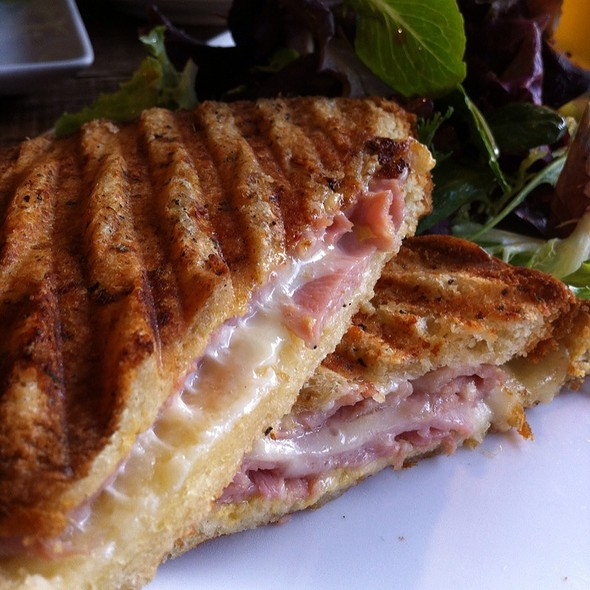 croque monsieur @ Brioche Bakery & Cafe