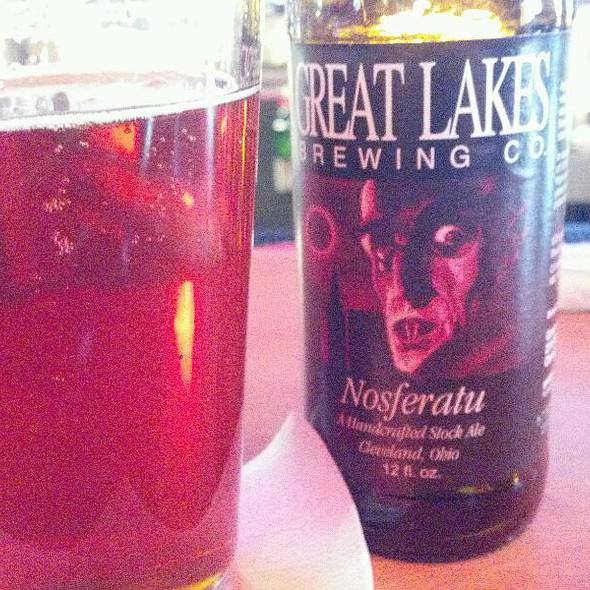 Great Lakes Nosferatu @ Fourth Avenue Grille