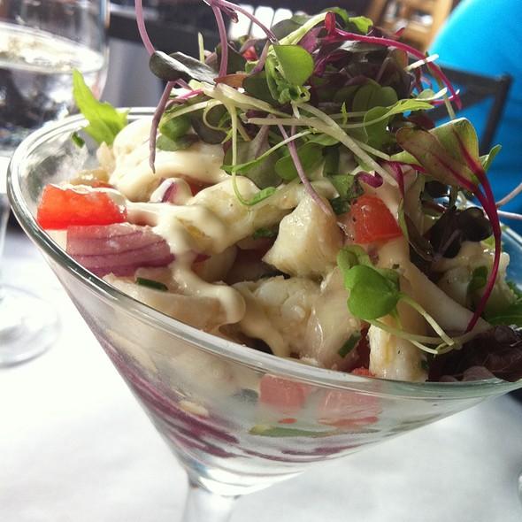 Crab Salad @ Timpano Italian Chophouse