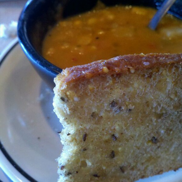Corn Chowder @ Corner Bakery Cafe