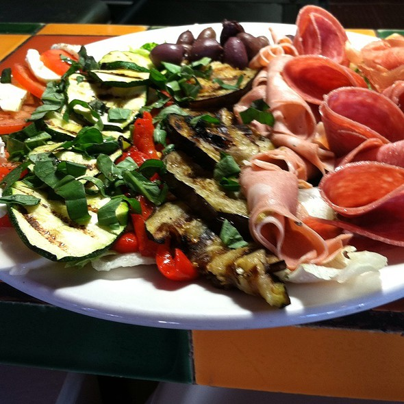 Antipasto Platter - Fratelli's Ristorante Italiano & Pizzeria, Montrose, CA