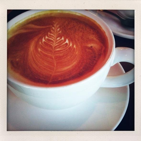 Latte @ mokka