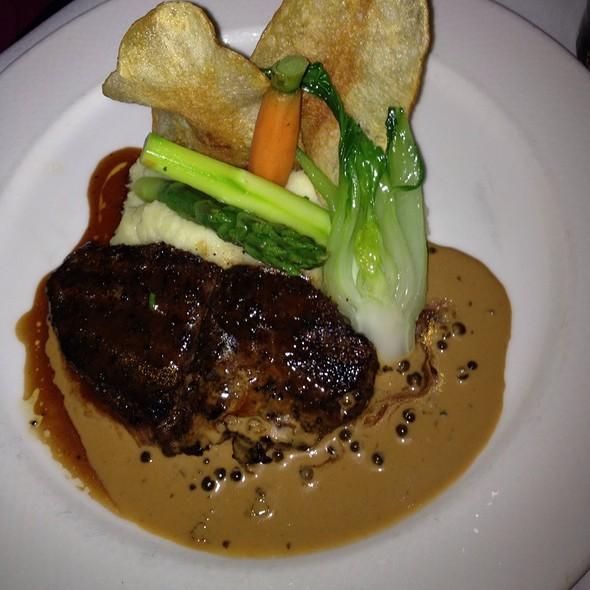 Filet Mignon @ Bayside Restaurant