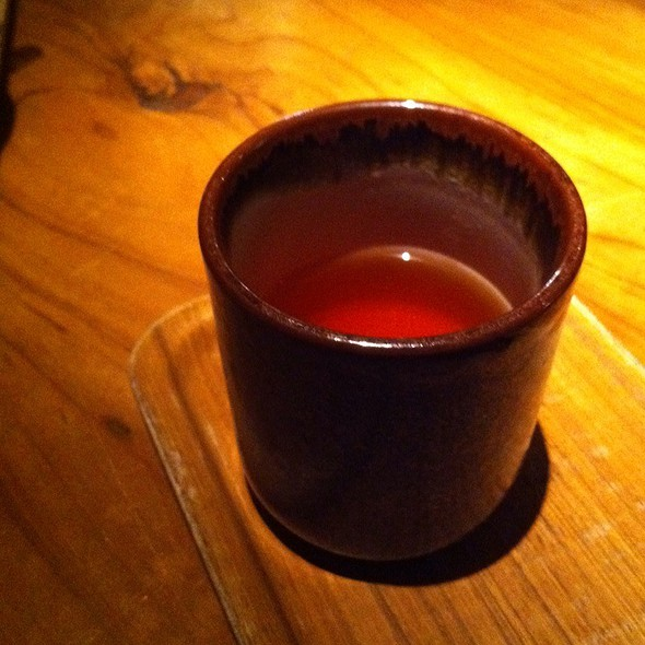 Nocturnal Bliss - Samovar Tea Lounge - Zen Valley, San Francisco, CA
