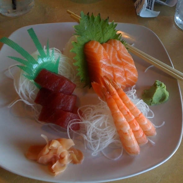 Sashimi @ Wasabi On 82nd Street Japanese