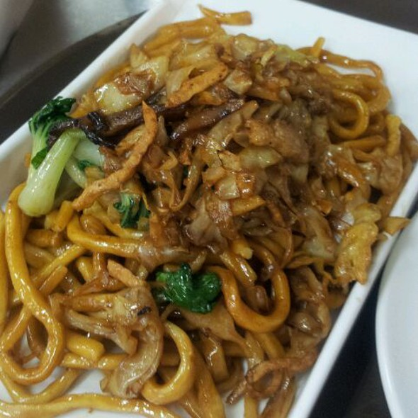 Pan Fried Shanghai Noodles @ Shanghai Kitchen