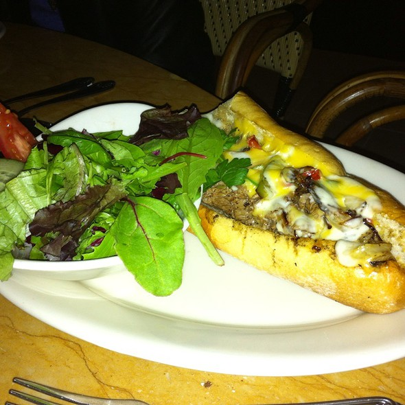 Philly Cheesesteak @ Cheesecake Factory