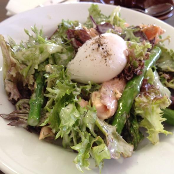 Smoke Trout Salad @ Cafe Sopra @ Fratelli Fresh