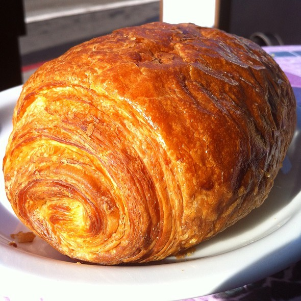 Pain au Chocolat @ Brioche Bakery & Cafe