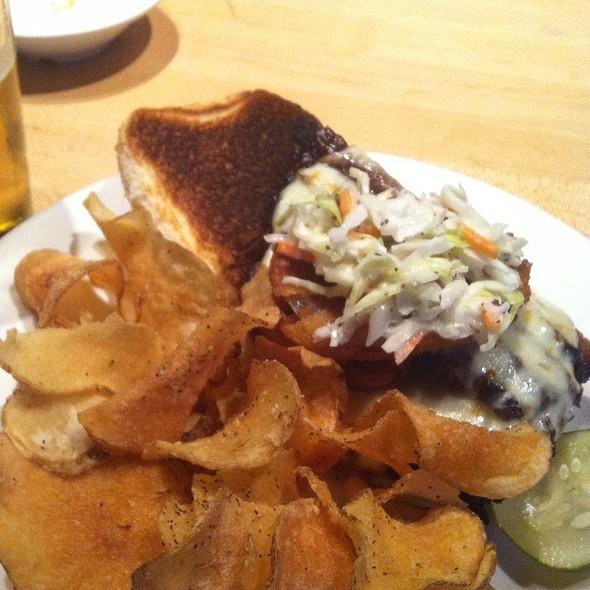 Beef Brisket Sandwich @ Wildwood Barbeque