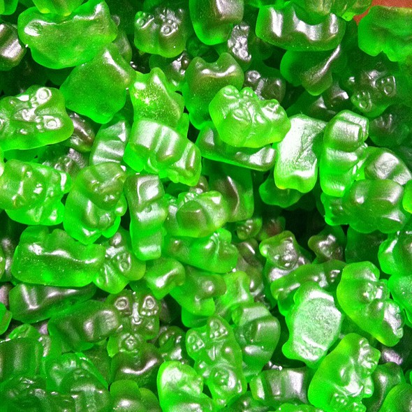 Green Apple Gummies @ Bristol Farms - Manhattan Beach