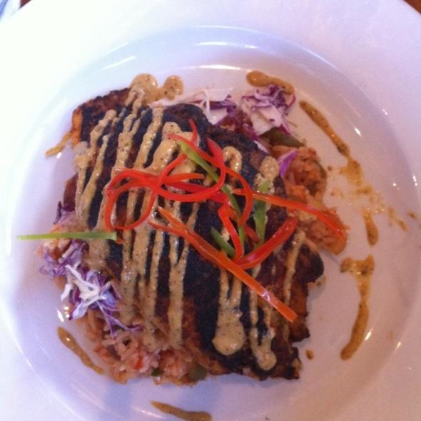 Blackened Catfish @ Atlas Restaurant