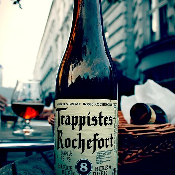 Trappistes Rochefort 8 @ Ørsted Ølbar v/Kim Christiansen