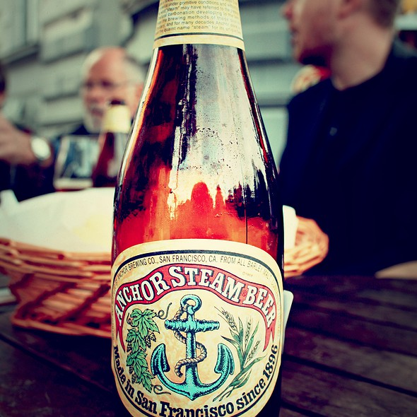 Anchor Steam @ Ørsted Ølbar v/Kim Christiansen