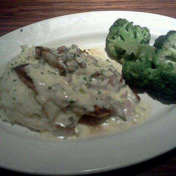 Chicken Adelaide @ Outback Steakhouse Shopping Higienopolis