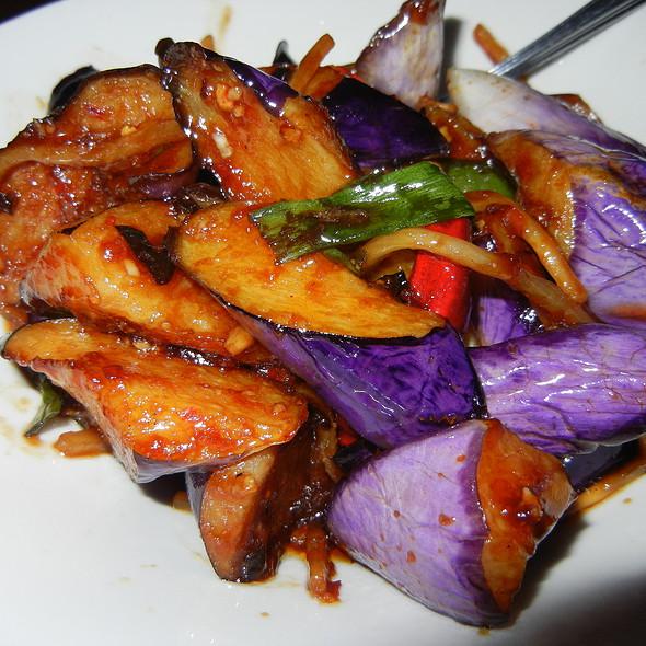 Spicy Eggplant @ sino restaurant