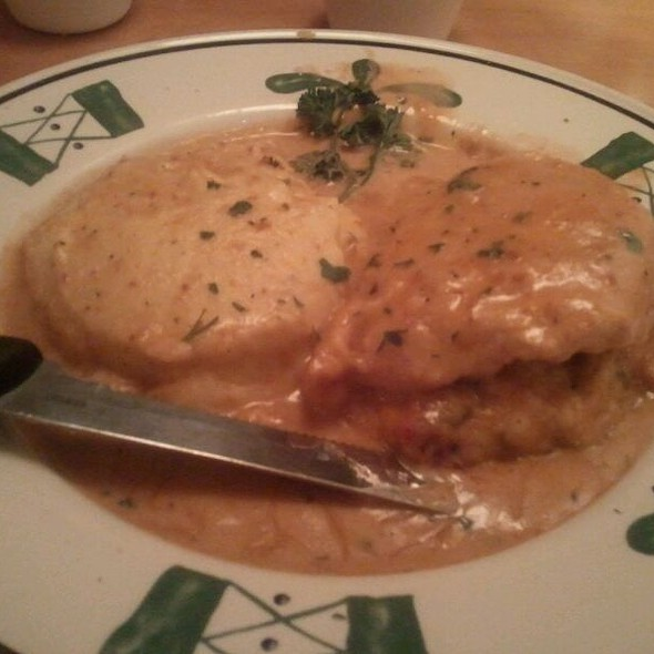 Olive garden menu methuen ma foodspotting for Olive garden stuffed chicken marsala