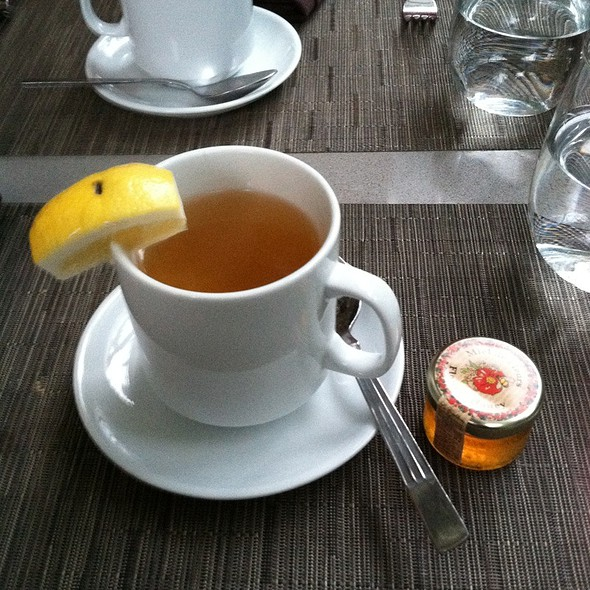 Hot Toddy - Cavatina at Sunset Marquis, West Hollywood, CA