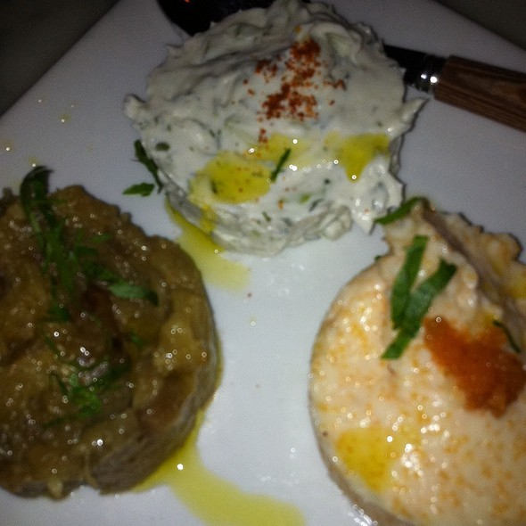 Poikilla @ Pylos Restaurant
