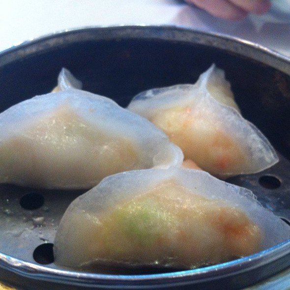Shrimp And Cabbage Dumpling @ Ton Kiang