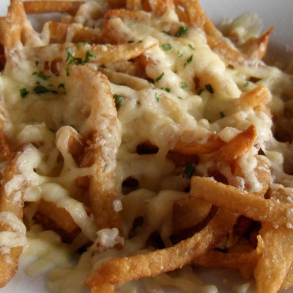 Truffle Parmesan Fries @ Capdeville