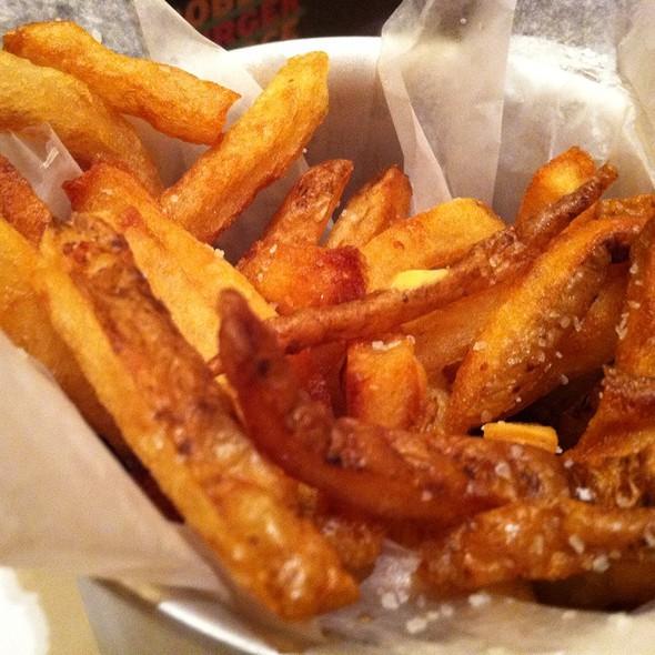 Fries @ Bobby's Burger Palace (Mohegan Sun Casino)