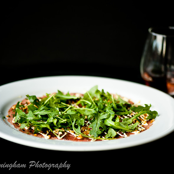 Beef Carpaccio @ Kitchen Door