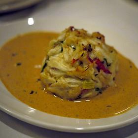 crab cake - Del Frisco's Double Eagle Steak House - Las Vegas, Las Vegas, NV