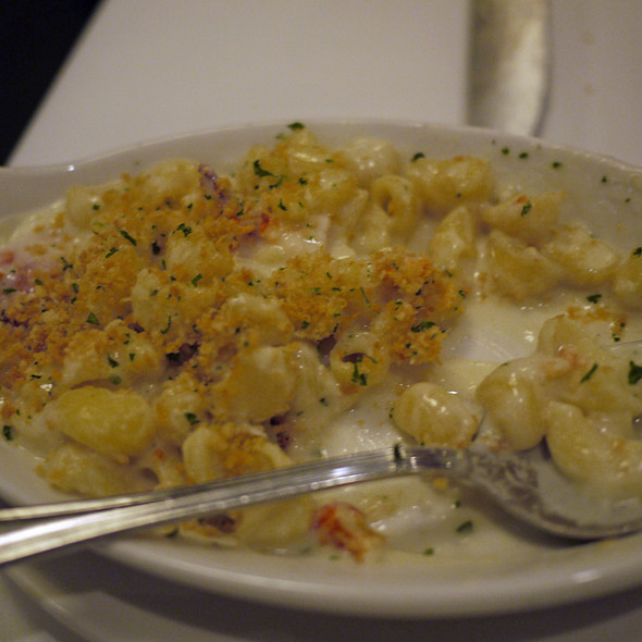Lobster Mac And Cheese - Del Frisco's Double Eagle Steak House - Las Vegas, Las Vegas, NV