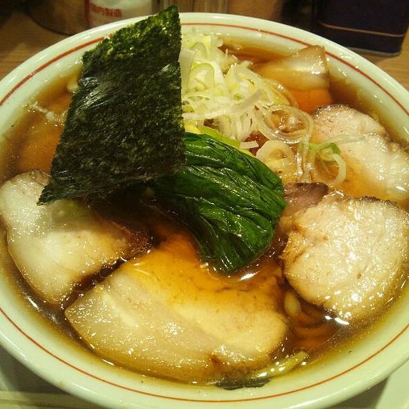 肉そば @ 井関屋