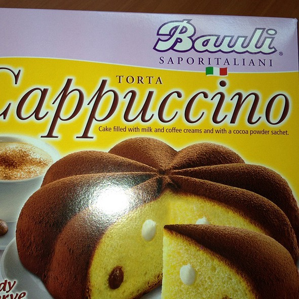 Torta Cappuccino @ Distribuidora Uniconfis