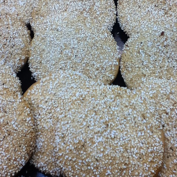 Amaranth Cookies @ Tiendas Chedrahui Tapachula Chis