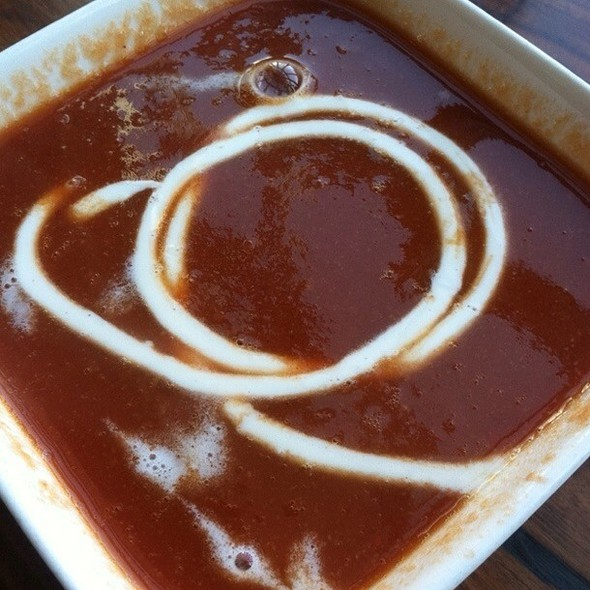Tomato Soup @ The American Grilled Cheese Kitchen