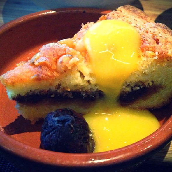 Fig torte - Urbane, Seattle, WA
