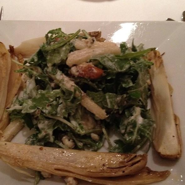 Endive Salad - The Rattlesnake Club, Detroit, MI