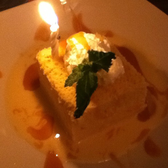tres leches - Michael's Tasting Room, St. Augustine, FL