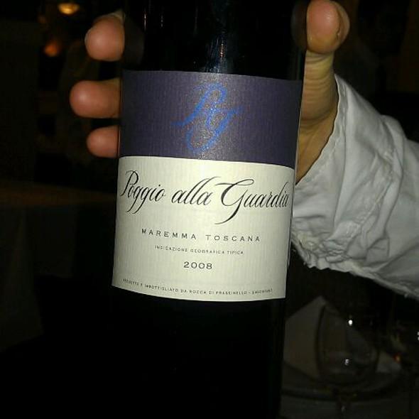 Special House Wine - Cucina Toscana, Salt Lake City, UT