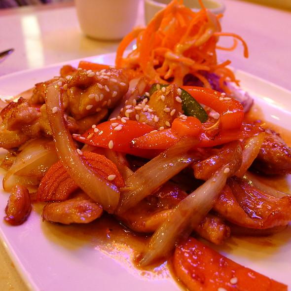 Yakitori @ Hiroba Japanese and Korean Restaurant