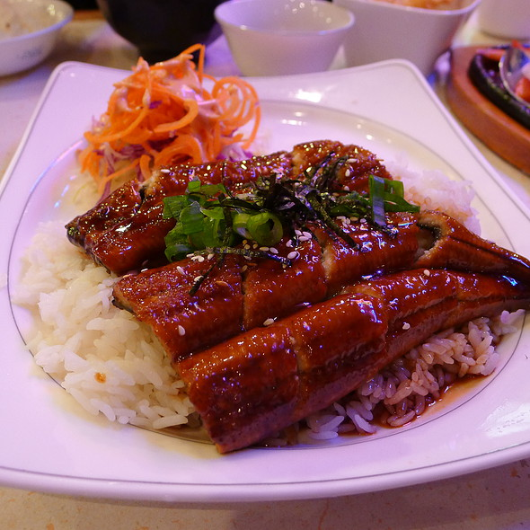Stir-Fried Eel Dup Bab
