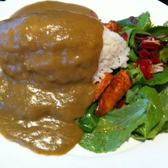 Chicken Katsu Curry Rice @ Wagamama Incorporated