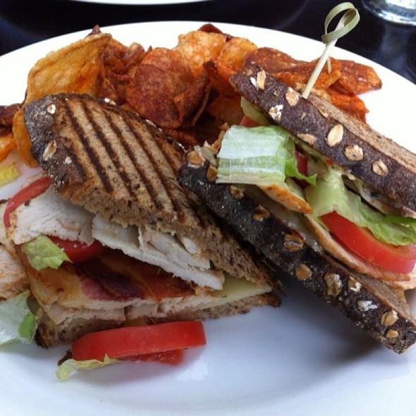 Sandwich @ Sel de la Terre