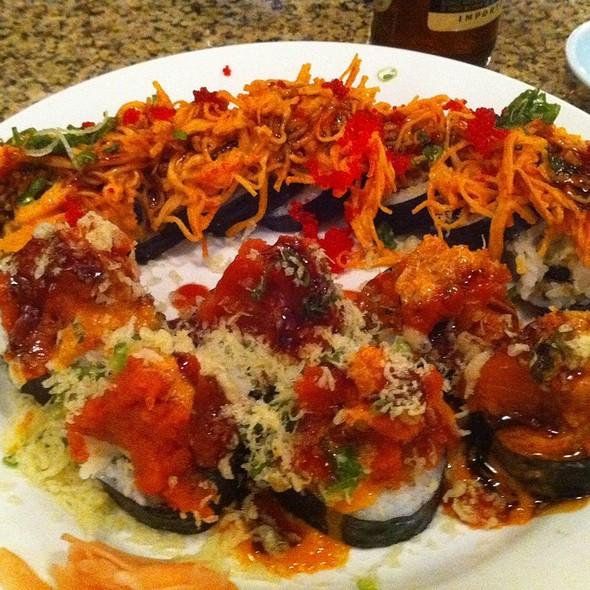 Hot Stuff @ Sushi Cafe