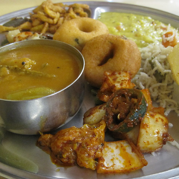 Indian Buffet @ Udipi Cafe