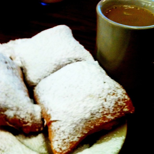 Beignets @ Coffee Call