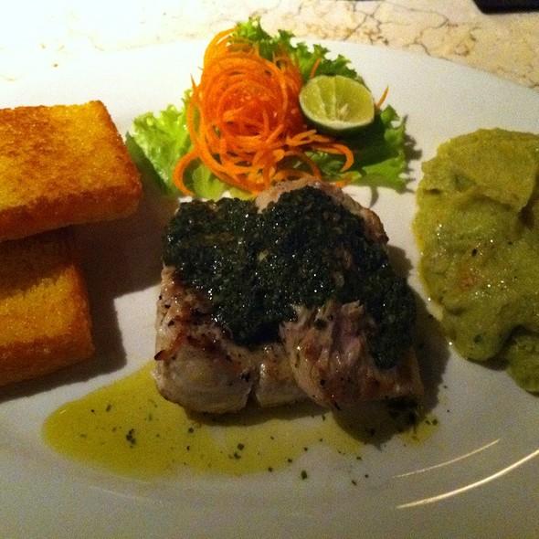 Grilled Mahi Mahi @ Cinta Ria Cafe & Restaurant