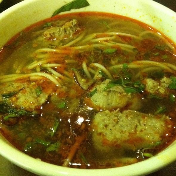 Soup Number 55 @ Pho Hoa