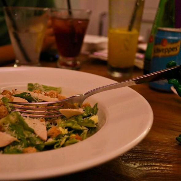 garden salad @ Talent Cafe